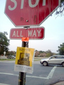 How to post Mickey Shunick Missing flyers